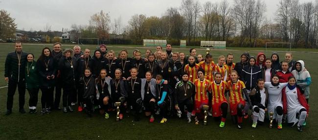"""Alytiškės laimėjo AAFF moterų """"Hummel"""" lygos turnyrą"""