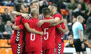 """Optibet Futsal A lygos finalas – """"Vyčio"""" favorito statusas ir """"Vikingų"""" charakteris"""
