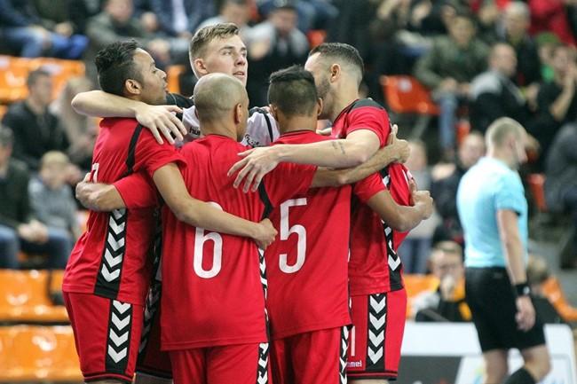 """Betsafe-Futsal A lygoje"" – įspūdingos lyderių pergalės"