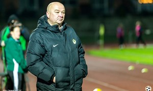 """R. Viktoravičius apie Čempionių lygą: """"Minimalus tikslas – grupė. Aštuntfinalis būtų labai gerai"""""""