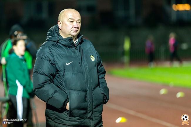 """R. Viktoravičius: """"Pabaigoje pavargome žaidžiant be kamuolio"""""""