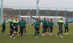 U-21 rinktinė stovykloje Kipre sužais trejas rungtynes