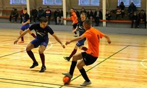 "Gargždų komanda tapo ""Betsafe-Futsal A lygos"" lydere"