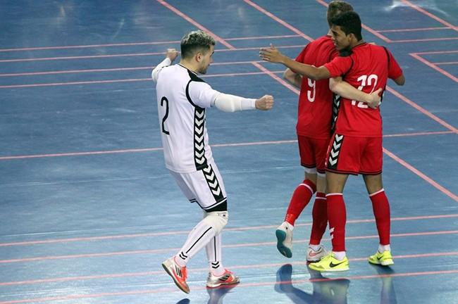 """""""Betsafe-Futsal A lygoje"""" – įvarčių lietus ir favoritų pergalės"""