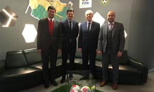 Susitiko su Ukrainos ambasadoriumi
