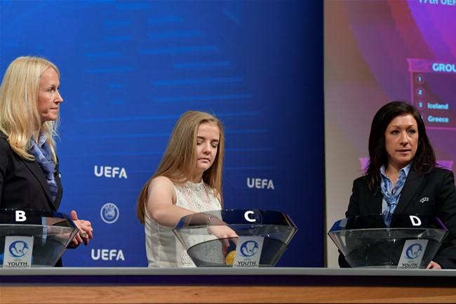 WU-19 rinktinė sužinojo varžoves Europos čempionato atrankoje