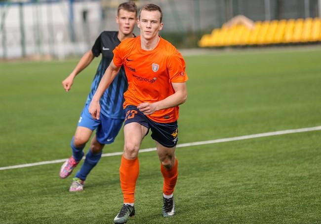 """EJL U19 snaiperis P. Lotužys: """"Geras komandos žaidimas ir davė tokių vaisių"""""""