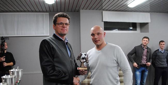 Surengta UAFA 2017 m. sezono užbaigimo šventė
