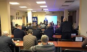 LVJFA pristatė veiklos gaires bei priėmė naujus narius