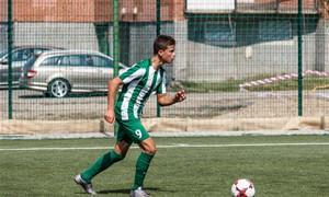"""EJL U16 snaiperis M. Mikulėnas: """"Matydamas kaip tėtis žaidžia futbolą, nutariau sekti jo pėdomis"""""""