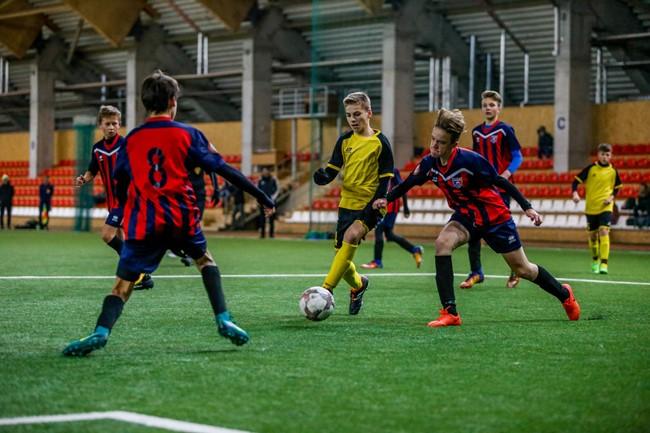 """""""Stihl Cup 2017"""" U-14 turnyre komandos varžėsi trys dienas"""
