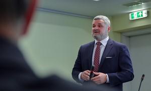 VRFS prezidentu išrinktas P. Malžinskas