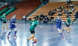 Studentes suburs kalėdinis futbolo turnyras Kaune