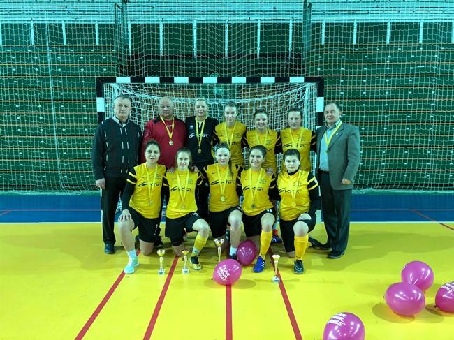 Šiaulietės triumfavo LSFL studenčių turnyre