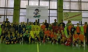 Vakarų Lietuvos mergaitės susirungė turnyre