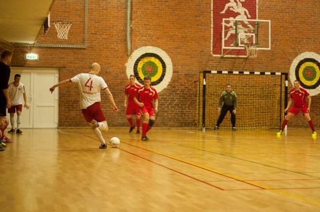 LFF Futsal taurėje sužaistas pirmasis etapas