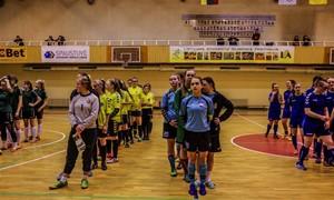 Nemenčinėje ir Šventupėje prasidės LMFA Futsal čempionato kovos