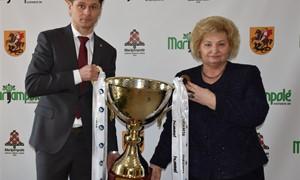 """Betsafe LFF Supertaurė"" atkeliauja į Marijampolę"