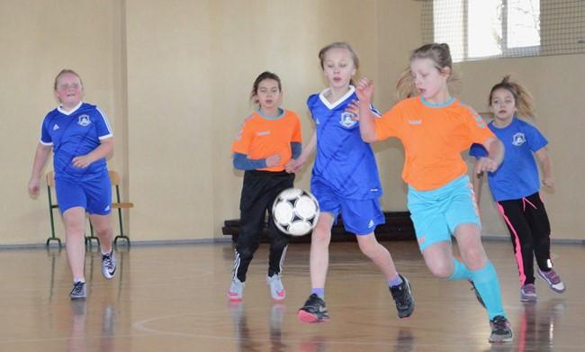 Utena priims LMFA mergaičių čempionato finalinio šešeto varžybas