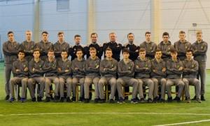 U-18 rinktinė pradėjo pasiruošimą tarptautiniam turnyrui Baltarusijoje
