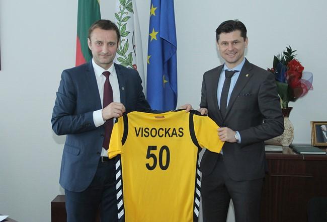 Šiaulių stadionas bus ruošiamas Europos čempionatui