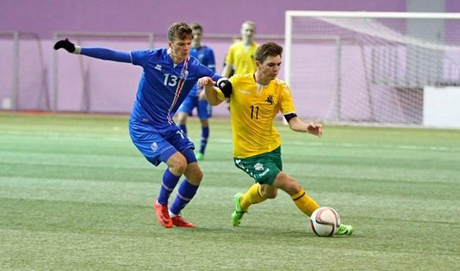 Islandams pralaimėjo tik po baudinių serijos