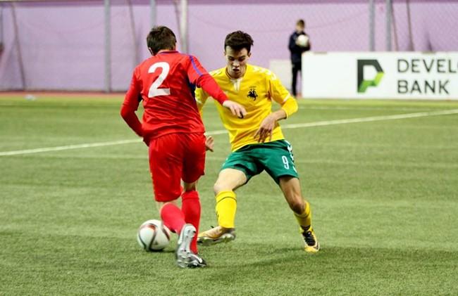 U-18 rinktinė turnyrą Minske užbaigė pergale prieš Moldaviją