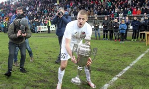 """""""Sūduvos"""" kapitono mintyse – triumfas LFF Supertaurėje"""