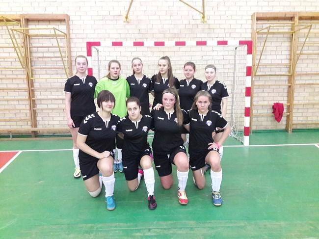 2018 m. LMFA Futsal čempionato trečio turo anonsas