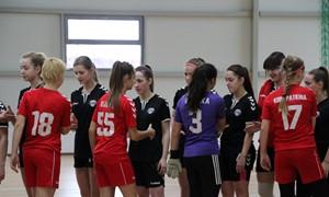 8 komandos pratęs kovą dėl LMFA Futsal čempionato medalių