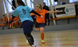 2018 m. LMFA moterų salės futbolo čempionato II etapo tvarkaraštis