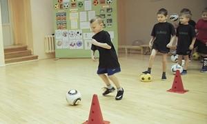 """Darželiuose prasidėjo """"Futboliuko"""" šventės"""