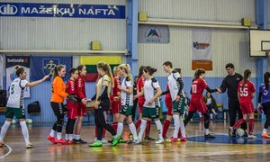 """Ukmergiškės ir Vilniaus """"JL Stars"""" sulaikė favorites"""