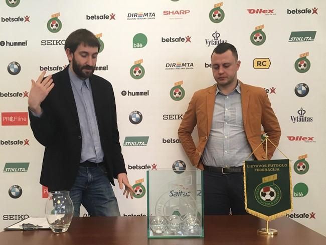 LFF Futsal taurės pusfinalyje  – intriguojančios kovos