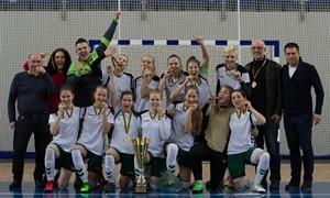 "Futsal čempionato kulminacijoje – MFA ""Žalgirio"" triumfas"