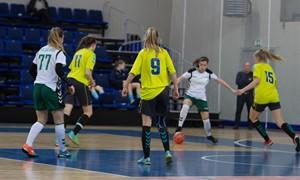 Prasidėjo atranka į moterų salės futbolo rinktinę