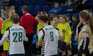 Gargždai, Nemenčinė ir Šventupė pasiruošę futsalo čempionato startui