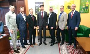 Didėja dėmesys futbolui regionuose –  susitikta su VRFS atstovais