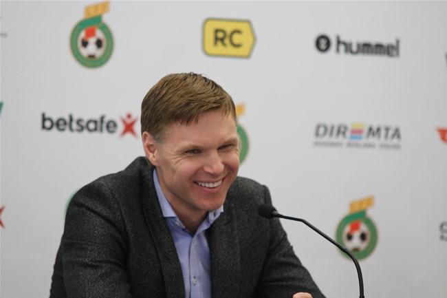 """E. Jankauskas: """"Didžiuojuosi savo komanda"""""""