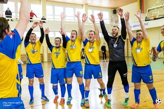 """Šiaulių apskrityje stipriausi radviliškiečiai, B lygą laimėjo """"Adiada"""""""