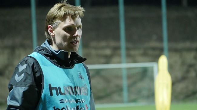 """E. Jankauskas: """"Mus labiausiai domina mūsų pačių žaidimas ir tobulėjimo kreivė"""""""