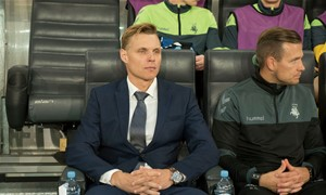 """E. Jankauskas: """"Pralaimėjome pelnytai ir nebėgame nuo atsakomybės"""""""