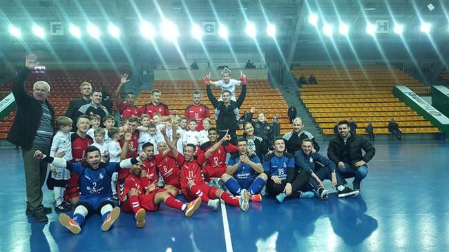 """""""Betsafe-Futsal A lygos"""" čempionai – Kauno """"Vytis"""""""