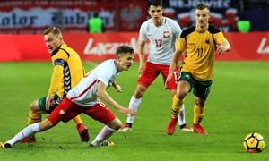 Po sunkios kovos – minimalus pralaimėjimas Lenkijai