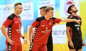 "Futsal taurės finalui besiruošiantis J. Zagurskas: ""Mūsų tikslas – visi trofėjai"""