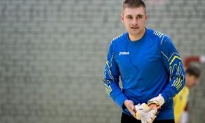 """Futsal taurės finale žaisiantis E. Žagaras: """"Mes neturime ko bijoti"""""""