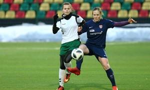 Parengta apklausa apie Lietuvos moterų futbolą