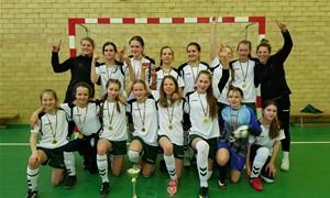Merginų mažojo futbolo čempionato finale – žalgiriečių akistata