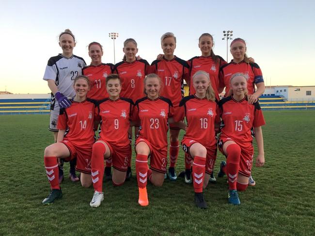Pirmas testas Kipre baigėsi rezultatyvia pergale