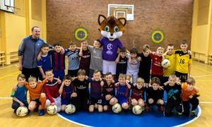 Europos WU-17 čempionato renginiai įtrauks mokyklas